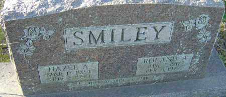 SMILEY, ROLAND A - Franklin County, Ohio | ROLAND A SMILEY - Ohio Gravestone Photos