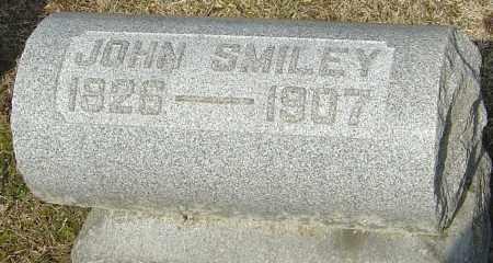 SMILEY, JOHN - Franklin County, Ohio   JOHN SMILEY - Ohio Gravestone Photos