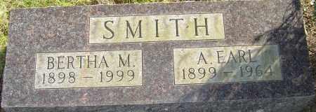 SMITH, A EARL - Franklin County, Ohio | A EARL SMITH - Ohio Gravestone Photos