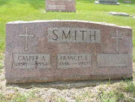 SMITH, FRANCES E. - Franklin County, Ohio | FRANCES E. SMITH - Ohio Gravestone Photos