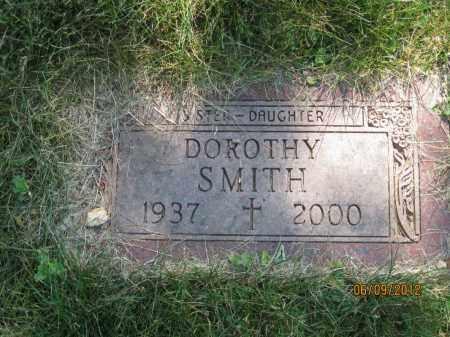 SMITH, DOROTHY - Franklin County, Ohio | DOROTHY SMITH - Ohio Gravestone Photos