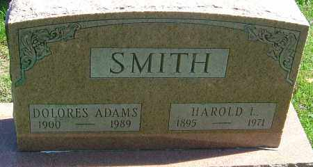 ADAMS SMITH, DOLORES - Franklin County, Ohio | DOLORES ADAMS SMITH - Ohio Gravestone Photos