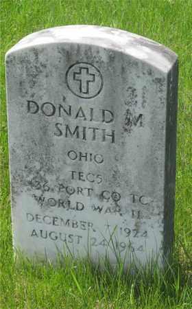 SMITH, DONALD M. - Franklin County, Ohio | DONALD M. SMITH - Ohio Gravestone Photos