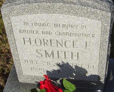 SMITH, FLORENCE E - Franklin County, Ohio | FLORENCE E SMITH - Ohio Gravestone Photos