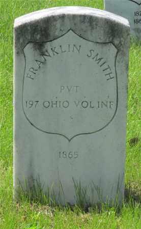SMITH, FRANKLIN - Franklin County, Ohio | FRANKLIN SMITH - Ohio Gravestone Photos