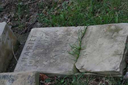 SMITH, HARIET - Franklin County, Ohio | HARIET SMITH - Ohio Gravestone Photos