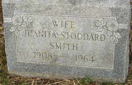 SMITH, JUANITA - Franklin County, Ohio | JUANITA SMITH - Ohio Gravestone Photos