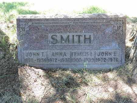 SMITH, JOHN E. - Franklin County, Ohio | JOHN E. SMITH - Ohio Gravestone Photos