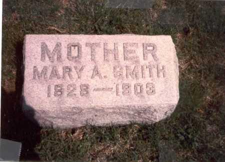 RAREY SMITH, MARY ANN - Franklin County, Ohio | MARY ANN RAREY SMITH - Ohio Gravestone Photos