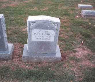 SMITH, MARY L. - Franklin County, Ohio | MARY L. SMITH - Ohio Gravestone Photos