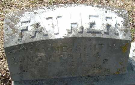 SMITH, WAYNE - Franklin County, Ohio   WAYNE SMITH - Ohio Gravestone Photos