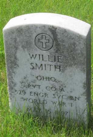 SMITH, WILLIE - Franklin County, Ohio   WILLIE SMITH - Ohio Gravestone Photos