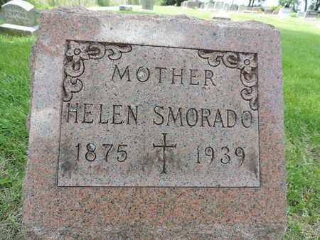 SMORADO, HELEN - Franklin County, Ohio   HELEN SMORADO - Ohio Gravestone Photos