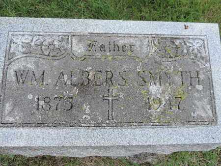 SMYTH, WM. ALBERS - Franklin County, Ohio | WM. ALBERS SMYTH - Ohio Gravestone Photos