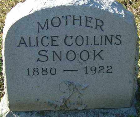 SNOOK, ALICE LORRAINE - Franklin County, Ohio | ALICE LORRAINE SNOOK - Ohio Gravestone Photos