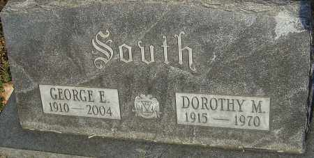 SOUTH, DOROTHY W - Franklin County, Ohio | DOROTHY W SOUTH - Ohio Gravestone Photos