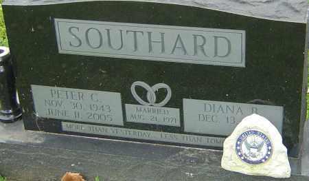 SOUTHARD, PETER - Franklin County, Ohio | PETER SOUTHARD - Ohio Gravestone Photos