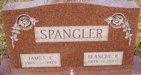 SPANGLER, JAMES E - Franklin County, Ohio | JAMES E SPANGLER - Ohio Gravestone Photos