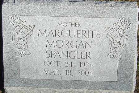 MORGAN SPANGLER, MARGUERITE - Franklin County, Ohio | MARGUERITE MORGAN SPANGLER - Ohio Gravestone Photos