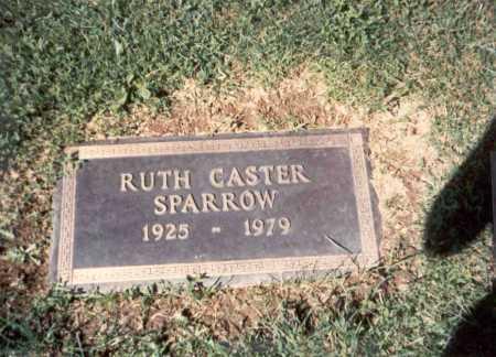 CASTER SPARROW, RUTH - Franklin County, Ohio | RUTH CASTER SPARROW - Ohio Gravestone Photos