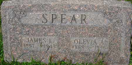 SPEAR, OLEVIA - Franklin County, Ohio | OLEVIA SPEAR - Ohio Gravestone Photos