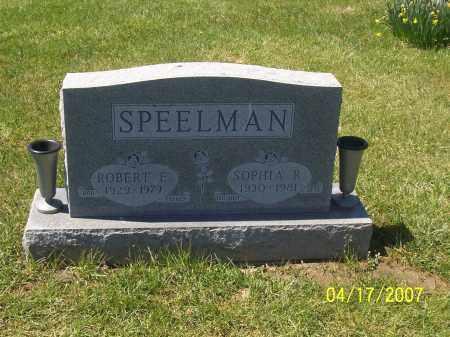 PARTLOW SPEELMAN, SOPHIA ROSETTA - Franklin County, Ohio | SOPHIA ROSETTA PARTLOW SPEELMAN - Ohio Gravestone Photos