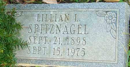 SPITZNAGEL, LILLIAN - Franklin County, Ohio | LILLIAN SPITZNAGEL - Ohio Gravestone Photos