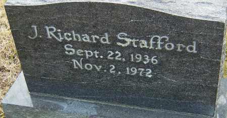 STAFFORD, J RICHARD - Franklin County, Ohio | J RICHARD STAFFORD - Ohio Gravestone Photos