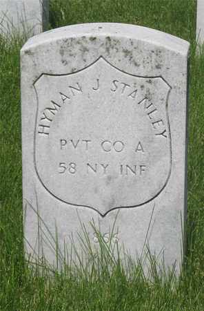 STANLEY, HYMAN J. - Franklin County, Ohio | HYMAN J. STANLEY - Ohio Gravestone Photos