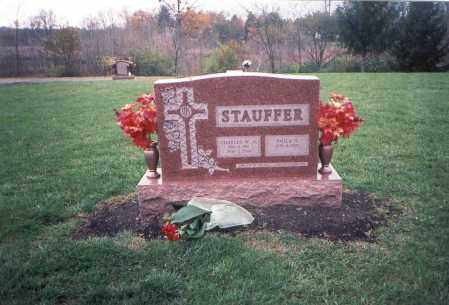 STAUFFER, PAULA A. - Franklin County, Ohio | PAULA A. STAUFFER - Ohio Gravestone Photos