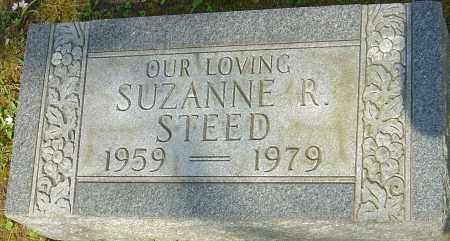 STEED, SUZANNE R - Franklin County, Ohio   SUZANNE R STEED - Ohio Gravestone Photos