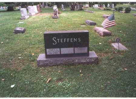 STEFFENS, JAMES G. - Franklin County, Ohio | JAMES G. STEFFENS - Ohio Gravestone Photos