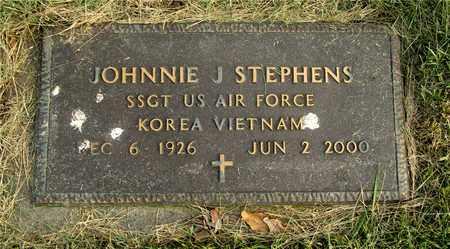 STEPHENS, JOHNNIE J. - Franklin County, Ohio | JOHNNIE J. STEPHENS - Ohio Gravestone Photos