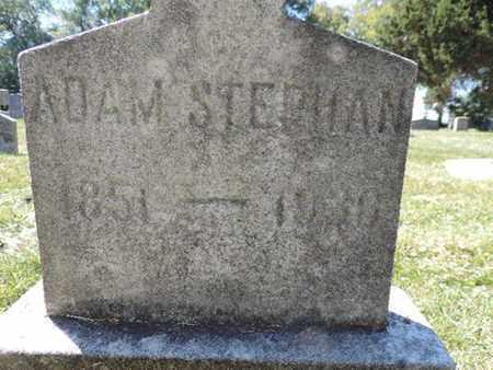 STERHAN, ADAM - Franklin County, Ohio | ADAM STERHAN - Ohio Gravestone Photos
