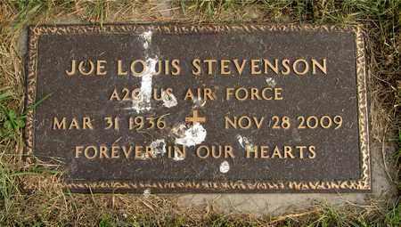 STEVENSON, JOE LOUIS - Franklin County, Ohio | JOE LOUIS STEVENSON - Ohio Gravestone Photos