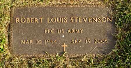 STEVENSON, ROBERT LOUIS - Franklin County, Ohio | ROBERT LOUIS STEVENSON - Ohio Gravestone Photos