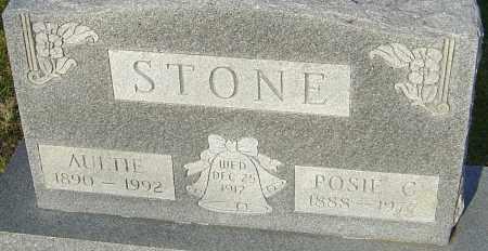 STONE, POSIE - Franklin County, Ohio | POSIE STONE - Ohio Gravestone Photos