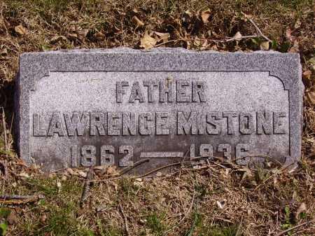 STONE, LAWRENCE - Franklin County, Ohio | LAWRENCE STONE - Ohio Gravestone Photos