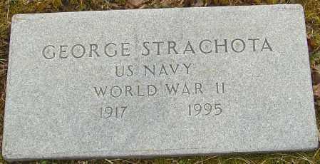 STRACHOTA, GEORGE - Franklin County, Ohio | GEORGE STRACHOTA - Ohio Gravestone Photos