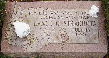STRACHOTA, LANCE G - Franklin County, Ohio   LANCE G STRACHOTA - Ohio Gravestone Photos
