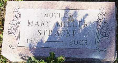 STRACKE, MARY - Franklin County, Ohio   MARY STRACKE - Ohio Gravestone Photos