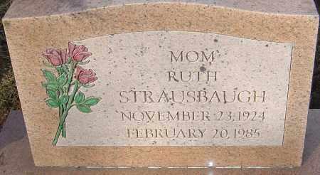 HART STRAUSBAUGH, RUTH - Franklin County, Ohio   RUTH HART STRAUSBAUGH - Ohio Gravestone Photos