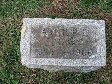 STRAWN, ARTHUR L. - Franklin County, Ohio | ARTHUR L. STRAWN - Ohio Gravestone Photos