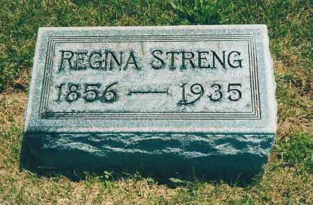 MILLER STRENG, REGINA - Franklin County, Ohio | REGINA MILLER STRENG - Ohio Gravestone Photos