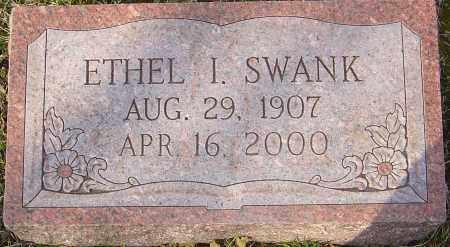 SWANK, ETHEL I - Franklin County, Ohio | ETHEL I SWANK - Ohio Gravestone Photos