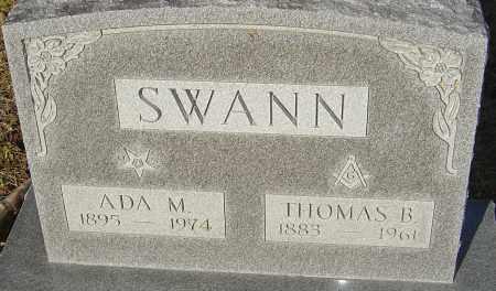 SWANN, THOMAS - Franklin County, Ohio | THOMAS SWANN - Ohio Gravestone Photos