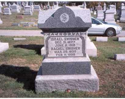 SWISHER, ISRAEL - Franklin County, Ohio | ISRAEL SWISHER - Ohio Gravestone Photos