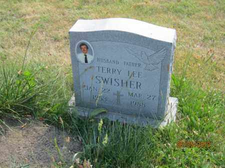 SWISHER, TERRY LEE - Franklin County, Ohio | TERRY LEE SWISHER - Ohio Gravestone Photos