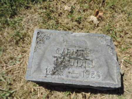 TADDEI, CARMINE - Franklin County, Ohio | CARMINE TADDEI - Ohio Gravestone Photos