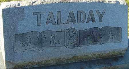 TALADAY, JAMES HENRY - Franklin County, Ohio   JAMES HENRY TALADAY - Ohio Gravestone Photos